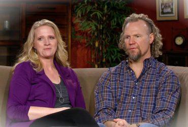 Sister Wives Christine deutet an dass sie und Kody Brown nicht mehrjEpfjur 30