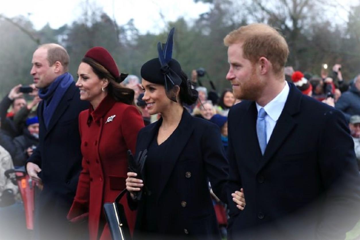 Prinz William hat angeblich das Gefuhl Prinz Harry wegen MeghandJEqP 1