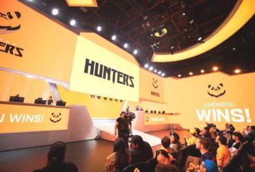 Chengdu Hunters Los Angeles Gladiators aus den Playoffs der Overwatch Kc61YAbOP 1 3