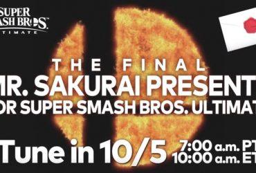 Der letzte Super Smash Bros Ultimate DLCKampfer wird wahrend The fZxkgQ2s 1 24