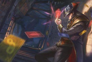 Twisted FateSpieler sichert sich Pentakill mit nur blauen Karten im AR2SJ9 1 12