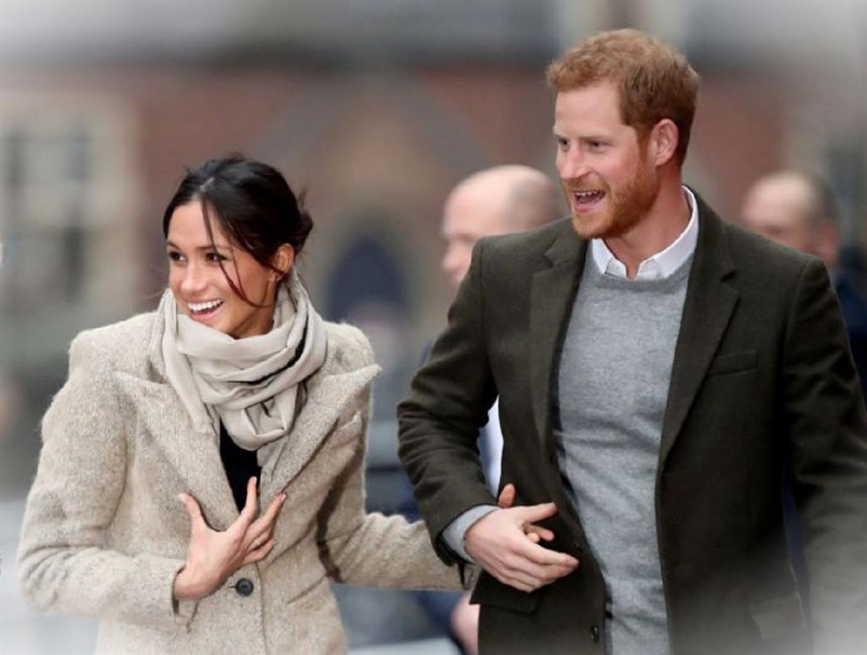 Prinz Harry und Meghan Markle erhalten angeblich Unterstutzung vonHOzOip 1